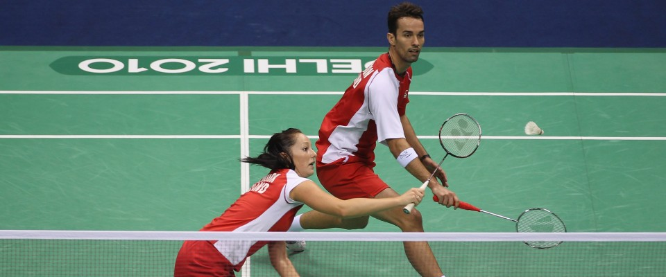 Mixed Doubles Round of 64