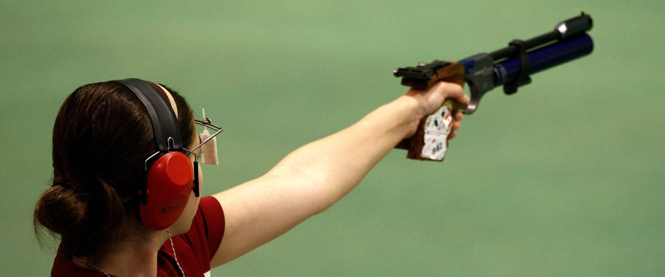25m Pistol Women's Bronze Medal Match