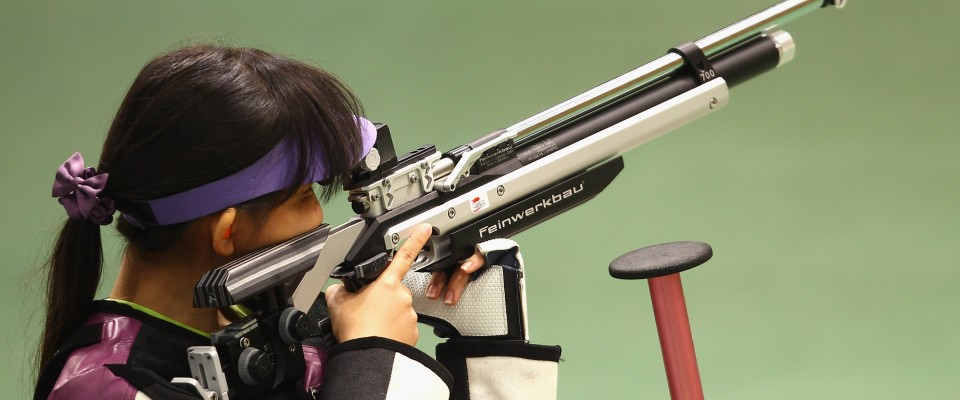 10m Air Rifle Women's Qualification